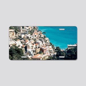 Croatia Upside Aluminum License Plate