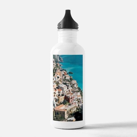 Amalfi Upside Water Bottle