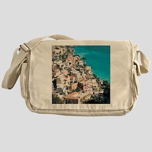 Amalfi Upside Messenger Bag