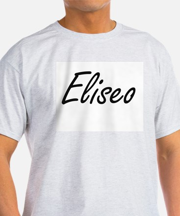Eliseo Artistic Name Design T-Shirt