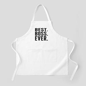 Best. Boss. Ever. Apron