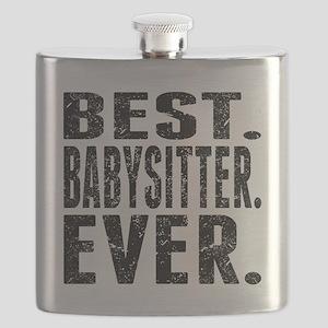 Best. Babysitter. Ever. Flask