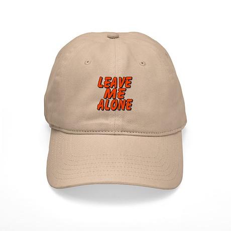 Leave Me Alone Cap
