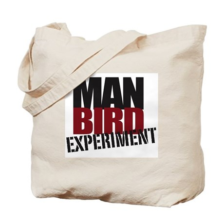 ManBird Tote For Your Stupid Organic Veggies