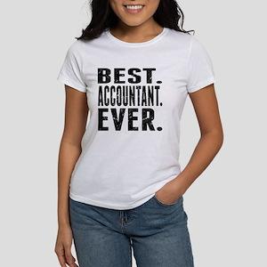 Best. Accountant. Ever. T-Shirt