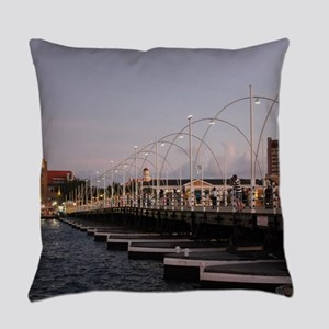 Queen Emma Bridge Everyday Pillow