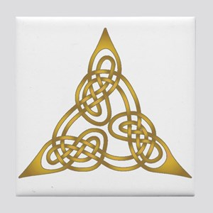Celtic Knot 64 Tile Coaster