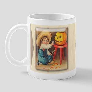 TLK009 Halloween Boy Mug