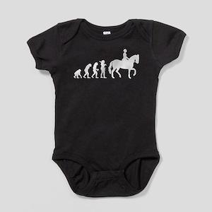 Equestrian Baby Bodysuit