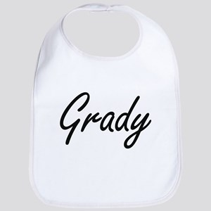 Grady Artistic Name Design Bib