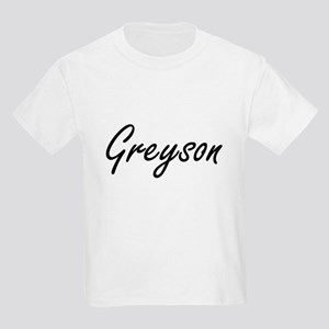Greyson Artistic Name Design T-Shirt