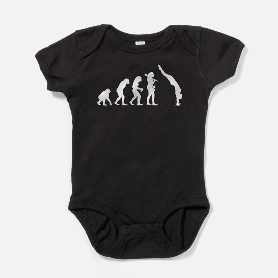 Diving Baby Bodysuit