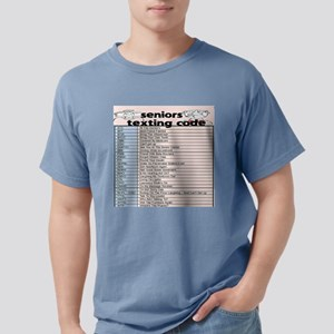 senior texting code T-Shirt