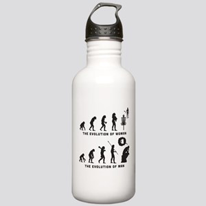 Disc Golf Stainless Water Bottle 1.0L