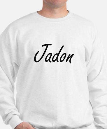 Jadon Artistic Name Design Sweatshirt