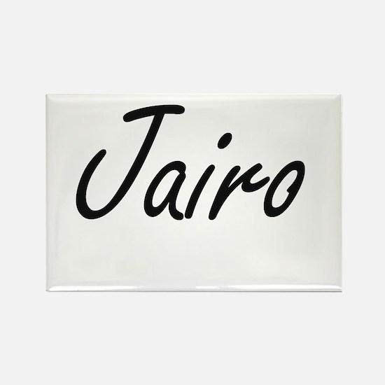 Jairo Artistic Name Design Magnets