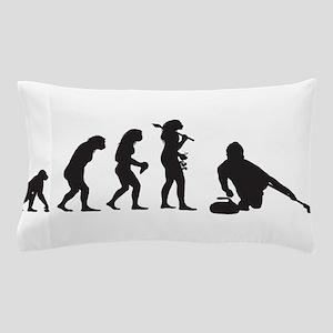 Curling Pillow Case