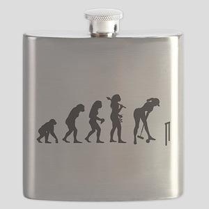 Croquet Flask