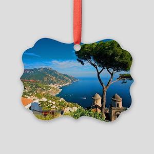 Italy, Capri Picture Ornament