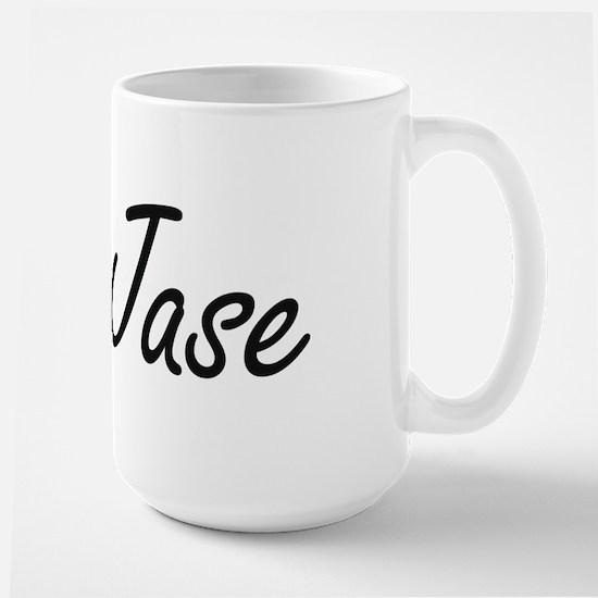 Jase Artistic Name Design Mugs