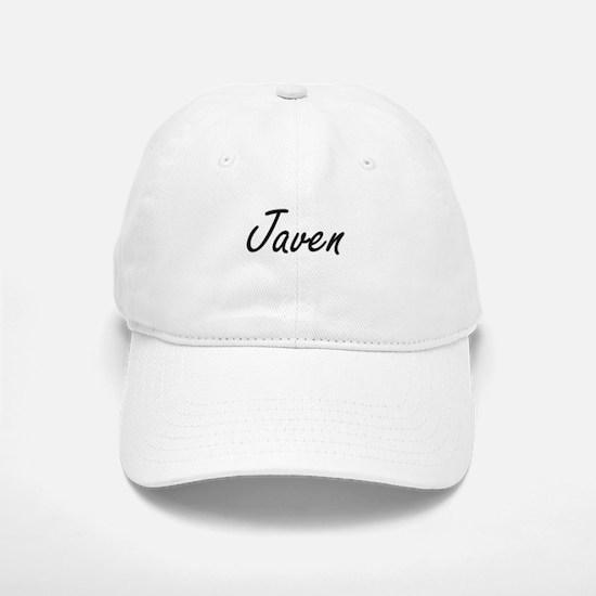 Javen Artistic Name Design Baseball Baseball Cap