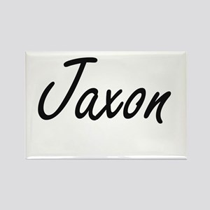 Jaxon Artistic Name Design Magnets
