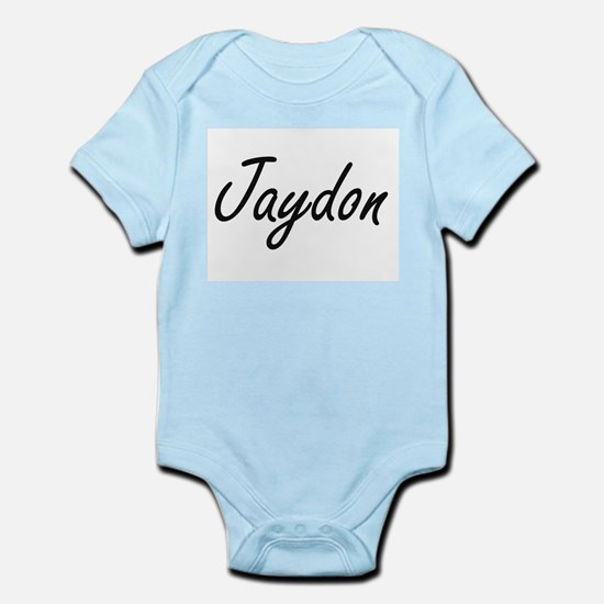 Jaydon Artistic Name Design Body Suit
