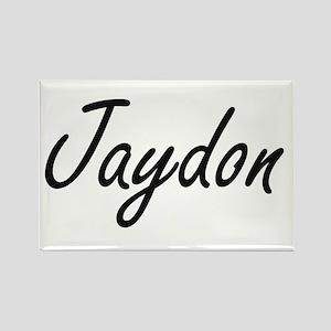 Jaydon Artistic Name Design Magnets