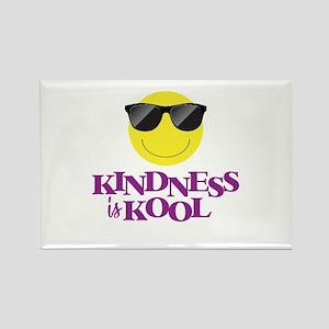Kindness Is Kool - Rectangle Magnets