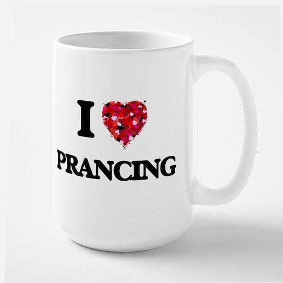 I Love Prancing Mugs