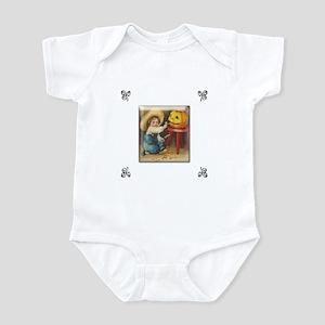 TLK009 Halloween Boy Infant Bodysuit