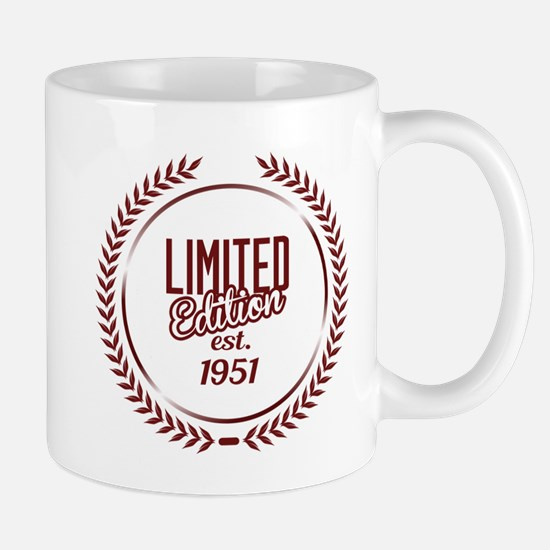 Limited Edition Since 1951 Mugs
