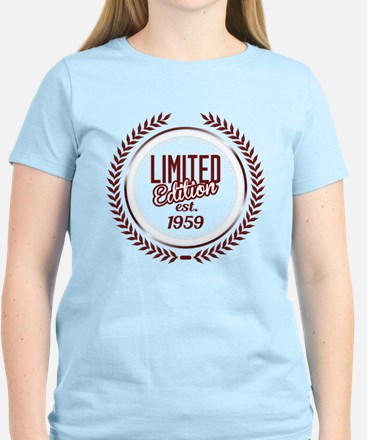 Limited Edition Since 1959 T-Shirt
