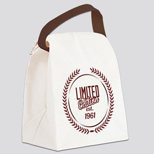 Limited Edition Since 1961 Canvas Lunch Bag