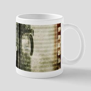 photographer retro camera Mugs