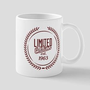 Limited Edition Since 1963 Mugs