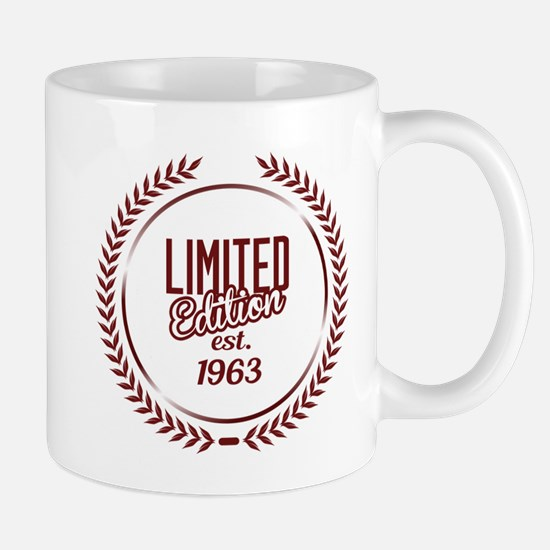Limited Edition Since 1963 Mugs