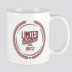 Limited Edition Since 1972 Mugs