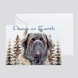 Peace on Earth2 Greeting Card