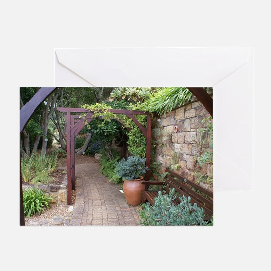 Kirstenbosch Greeting Card