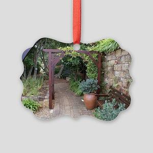 Kirstenbosch Picture Ornament