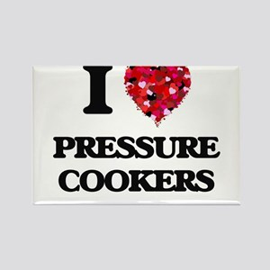 I Love Pressure Cookers Magnets