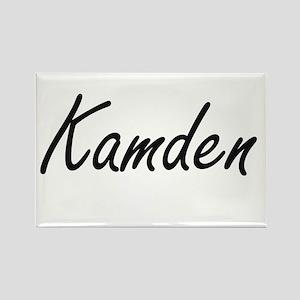 Kamden Artistic Name Design Magnets