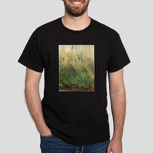 Large Piece of Turf by Albrecht Durer T-Shirt