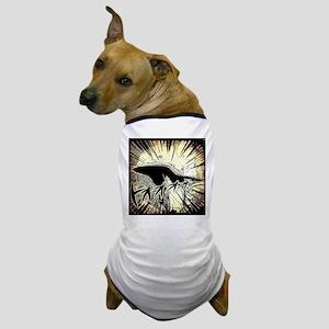 cool japanese cartoon Dog T-Shirt