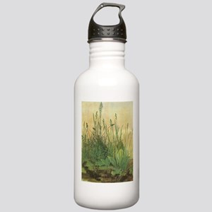 Large Piece of Turf by Stainless Water Bottle 1.0L