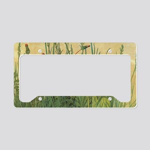 Large Piece of Turf by Albrec License Plate Holder