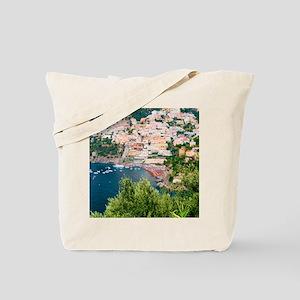 Italy, Amalfi Tote Bag