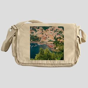 Italy, Amalfi Messenger Bag
