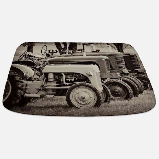 Tractors Bathmat